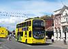 RATP Yellow Buses 183 - HF04JWD - Christchurch (high street) - 6.8.13