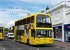 RATP Yellow Buses 114 - HF05HNB - Christchurch (high street) - 6.8.13