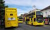 RATP Yellow Buses 184 - HF04JWE - Christchurch (high street) - 6.8.13