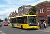 RATP Yellow Buses 106 - YJ10MDU - Christchurch (high street) - 6.8.13