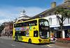 RATP Yellow Buses 122 - HF11HCU - Christchurch (high street) - 6.8.13
