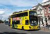 RATP Yellow Buses 124 - HF11HCX - Christchurch (high street) - 6.8.13