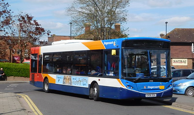 Stagecoach in Hampshire 27515 - GX06DZK - Romsey
