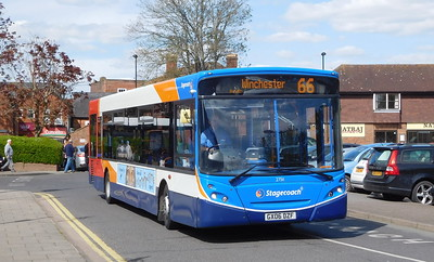 Stagecoach in Hampshire 27511 - GX06DZF - Romsey