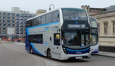 First Bristol 36826 - YP67XDB - Bristol (Temple Meads station)