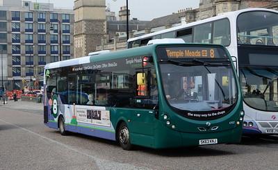 First Bristol 47437 - SK63KNJ - Bristol (Temple Meads station)