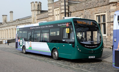 First Bristol 47439 - SK63KNM - Bristol (Temple Meads station)