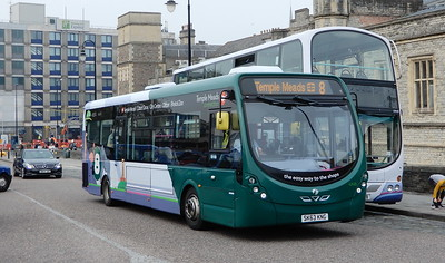 First Bristol 47435 - SK63KNG - Bristol (Temple Meads station)