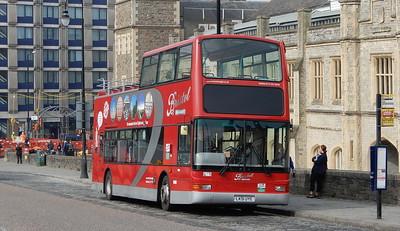 Rubicon Travel OT3 - LK51UYE - Bristol (Temple Meads station)