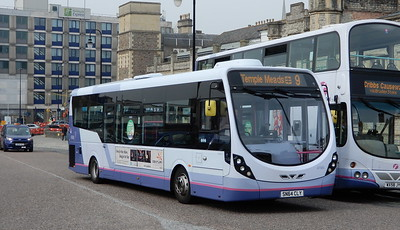 First Bristol 47565 - SN64CLY - Bristol (Temple Meads station)