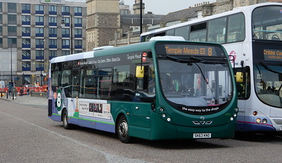 First Bristol 47441 - SK63KNO - Bristol (Temple Meads station)