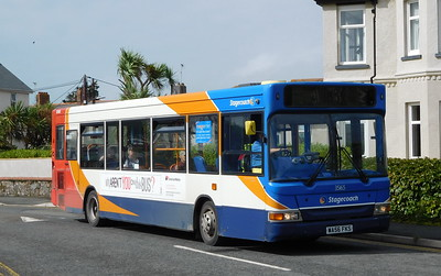 Stagecoach South West 35165 - WA56FKS - Bude (Downs View)