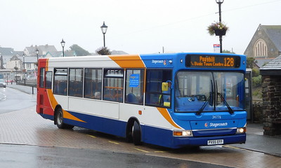 Stagecoach South West 34776 - PX55EFF - Bude (strand)