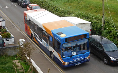 Stagecoach South West 35168 - WA56FKV - Bude (Downs View)