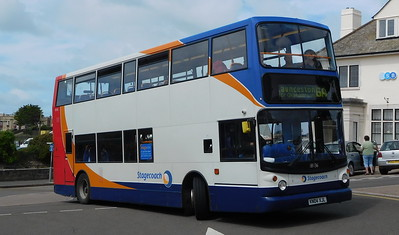Stagecoach South West 18136 - KN04XJL - Bude (strand)