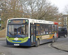 Stagecoach South 36022 - GX07FXK - Winchester (Friarsgate) - 14.2.12