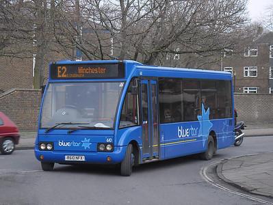 BlueStar (3)610 - R610NFX - Winchester (Friarsgate) - 14.2.12