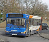 Stagecoach South 35254 - GX56OGE - Winchester (Friarsgate) - 14.2.12