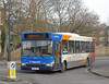 Stagecoach South 33027 - NDZ3017 - Winchester (Friarsgate) - 14.2.12