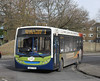 Stagecoach South 36016 - GX07FXD - Winchester (Friarsgate) - 14.2.12
