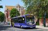 First Solent 63057 - SK63KJX - Portsmouth (Bishop Crispian Way) - 18.5.14