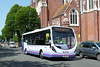 First Solent 47431 - SK63KNC - Portsmouth (Bishop Crispian Way) - 18.5.14