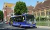 First Solent 63055 - SK63KJU - Portsmouth (Bishop Crispian Way) - 18.5.14