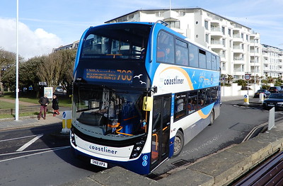 Stagecoach South 10969 - SN18KPA - Worthing (Marine Parade)