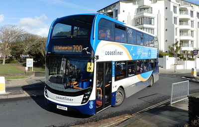 Stagecoach South 10959 - SN18KOA - Worthing (Marine Parade)
