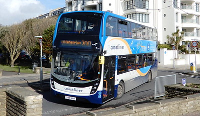 Stagecoach South 10944 - SN18KNH - Worthing (Marine Parade)