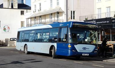 Metrobus 6559 - YN07LKF - Worthing (Marine Parade)