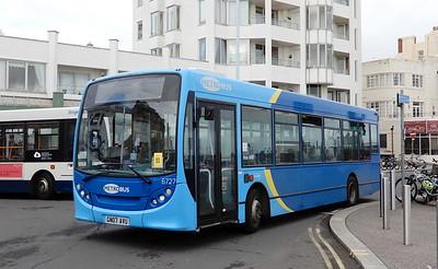 Metrobus 6727 - GN07AVU - Worthing (Marine Parade)
