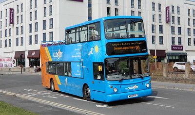 First Bristol & Avon 32012 - W812PAE - Weston-super-Mare (Beach Road)