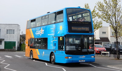 First Bristol & Avon 33156 - LR02LXP - Weston-super-Mare (Neva Road)