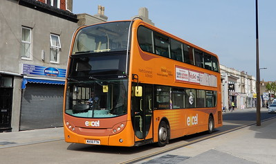 First Bristol & Avon 33415 - WA56FTN - Weston-super-Mare (Carlton St)