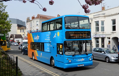 First Bristol & Avon 32013 - W813PAE - Weston-super-Mare (Alexandra Parade)