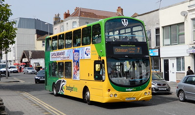 First Bristol & Avon 32340 - LK53LZA - Weston-super-Mare (Alexandra Parade)