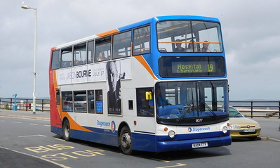 Stagecoach South West 18077 - WA04CTF - Appledore