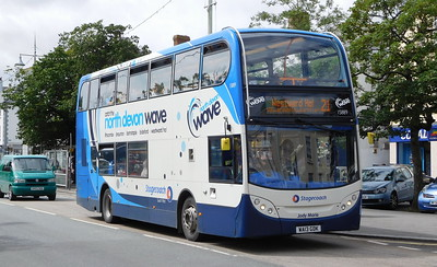 Stagecoach South West 15889 - WA13GDK - Bideford