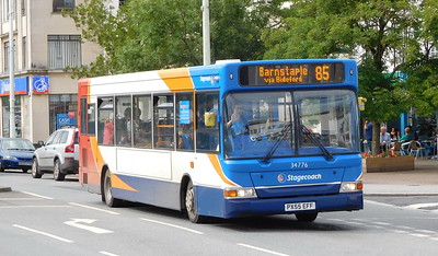 Stagecoach South West 34776 - PX55EFF - Bideford