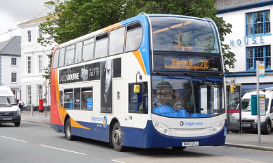 Stagecoach South West 15902 - WA13GFJ - Bideford
