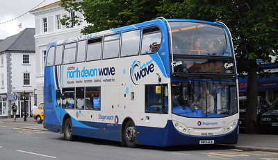 Stagecoach South West 15882 - WA13GCV - Bideford
