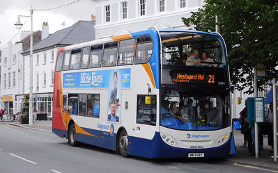 Stagecoach South West 15899 - WA13GEY - Bideford
