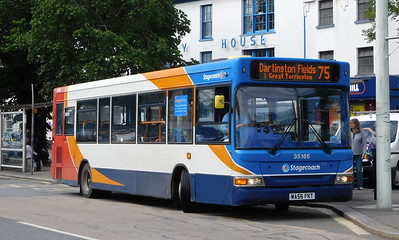 Stagecoach South West 35166 - WA56FKT - Bideford