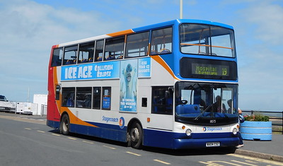 Stagecoach South West 18075 - WA04CSZ - Appledore