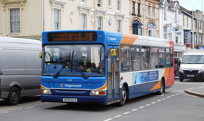 Stagecoach South West 34729 - SP05ELH - Bideford