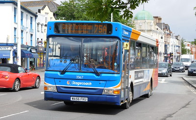 Stagecoach South West 35167 - WA56FKU - Bideford