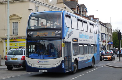 Stagecoach South West 15888 - WA13GDJ - Bideford