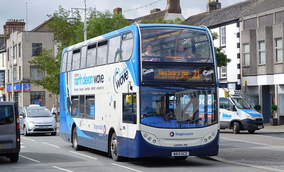 Stagecoach South West 15885 - WA13GCZ - Bideford
