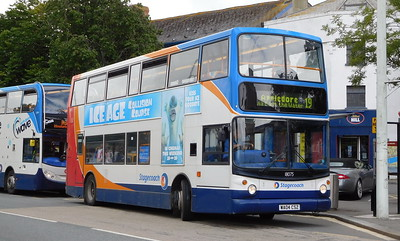 Stagecoach South West 18075 - WA04CSZ - Bideford